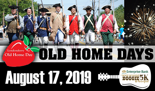 Londonderry Old Home Day  Road Race