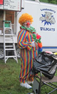 Clowns Made Amazing Balloons