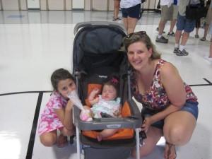 Big Sis, Baby & Mom