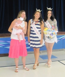 Little Miss LTown, with Mom, Miss Londonderry & miss Manchester